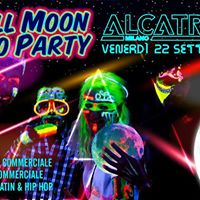 Full Moon Fluo Party by Notorious at Alcatraz Milano  Ven 22.09