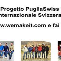 PugliaSwiss al Crowfunding Ticino Wemakeit Party
