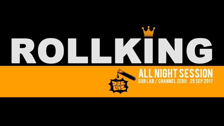 All night session w Rollking