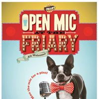The Open Mic Showcase with Rosi Lalor