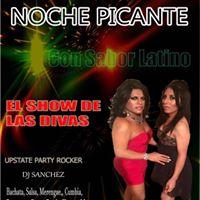 Divas presentan noche picante con sabor latino