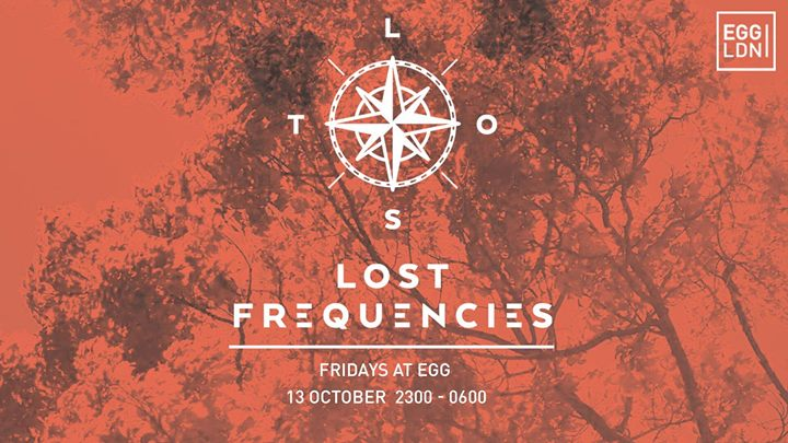 Bedroom House Records at Club egg w Lost Frequencies