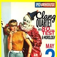 Clang Quartet w 80 Lb. Test Morology