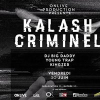 Kalash Criminel (FR) - Diva Club Vevey
