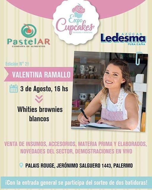 Stand Pastelar en Expo Cupcakes