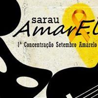 Sarau Amar-Elos - 1 Concentrao Setembro Amarelo Uberaba