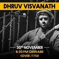 Dhruv Visvanath - Thursday Live