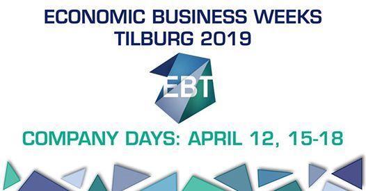 Company Days - Economic Business weeks Tilburg