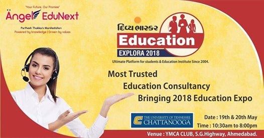 Angel Edunext - Education Explora 2018