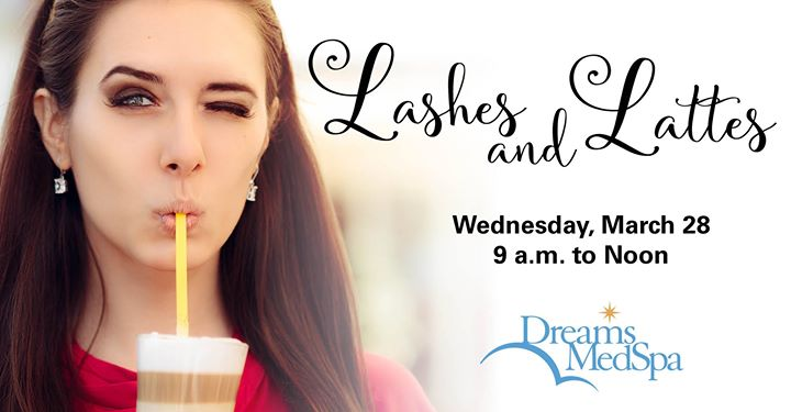 Lashes and Lattes