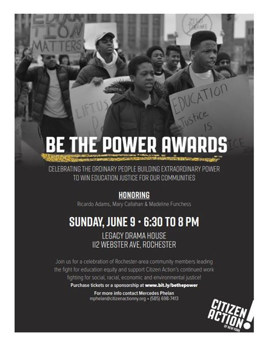 Be The Power Awards