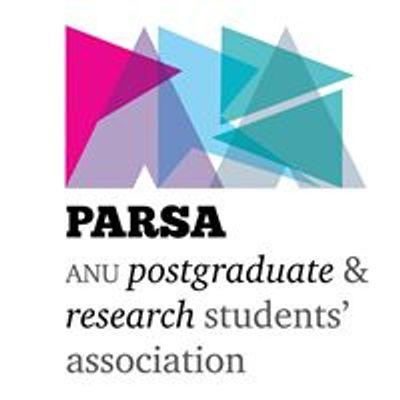 PARSA - ANU Postgraduate and Research Students' Association