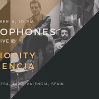 The Allophones live at Radiocity Valencia