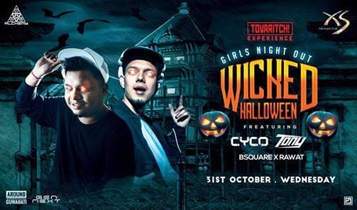 Tovaritch Wicked Wednesdays AT XS Ft. CYCO & TONY