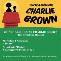 You re a Good Man Charlie Brown - The Broadway Musical