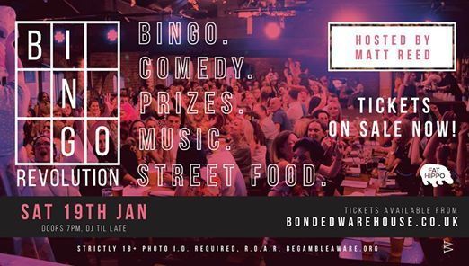 Bingo Revolution 19.01