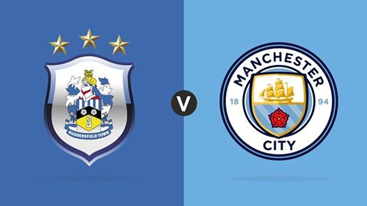 Premier League Game Weeks 23 Huddersfield Town v Manchester City