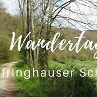 Frhlingswanderung in der Elfringhauser Schweiz