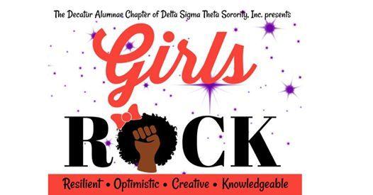 Girl Rock! at Community Achievement Center, Decatur