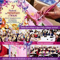5 Festival de Patchtudo e Pintura  Ateli na TV