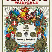 Concert Vermut The Band Olers al Bau House de Terrassa