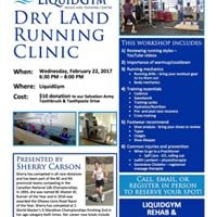 Dry Land Running Clinic