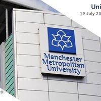 Manchester Metropolitan University visiting at SI-UK Mumbai