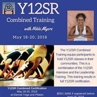 Y12SR Combined Certification