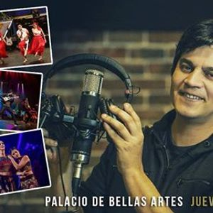 Lucho Quequezana presenta &quotPangea&quot en Arequipa - 09 de Mayo