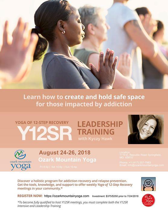 Y12SR Leadership Training
