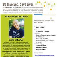 Bone Marrow Drive for Briana Lopez