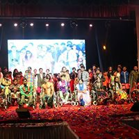 Divyang Fashion &amp Talent Show at Surat