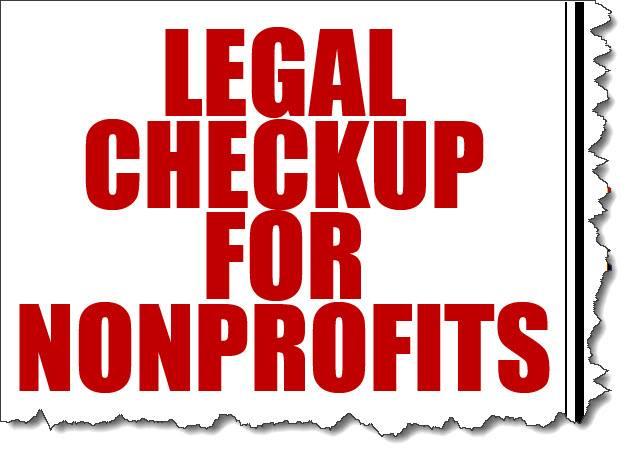 Legal Checkup for Nonprofits