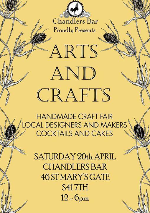 Chandlers Easter Craft Fair