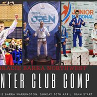 Inter Club Competition Gracie Barra Northwest Sunday 30th April