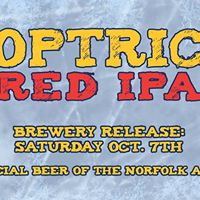 Hoptrick Red IPA Release