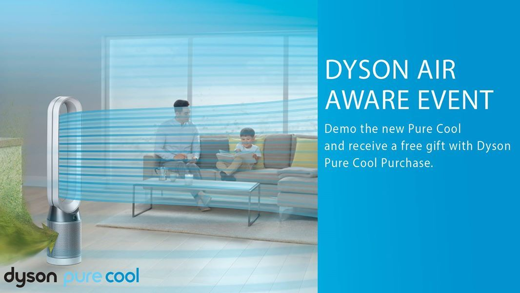 Dyson Air Aware Event At Nebraska Furniture Mart Texas The Colony