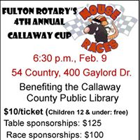 4th Annual Callaway Cup Mouse Races