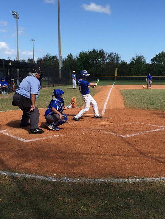 Varsity Baseball Game