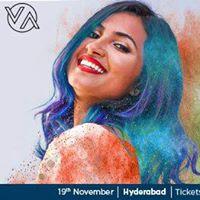Mirchi Live with Vidya Vox - Hyderabad