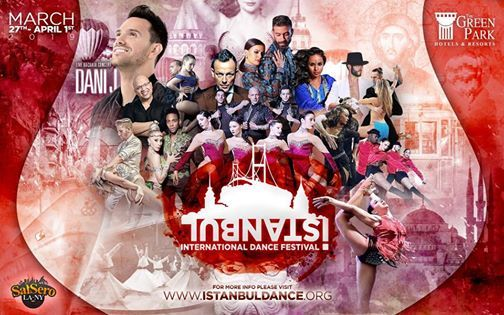 8th Istanbul International Dance Festival