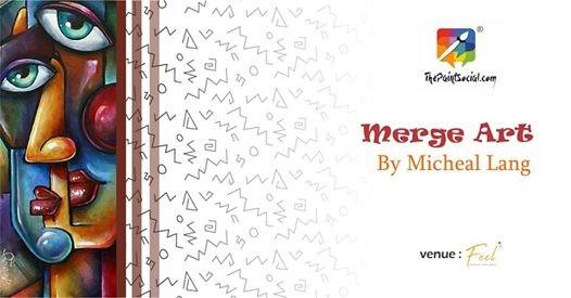 Merge Art by Micheal Lang  Surat