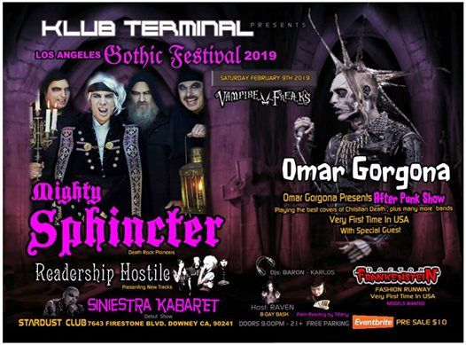 Speaking, goth night clubs in los angeles