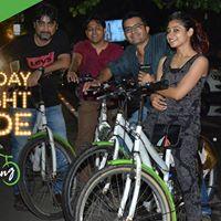 Friday Night Ride with MYBYK Cycling - Sep 22