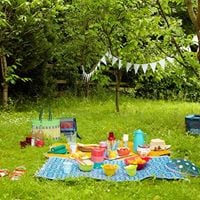 Nationale Picknick in de Abdijtuin