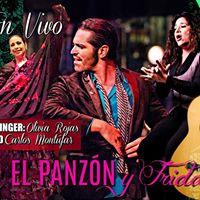 Flamenco En Vivo Featuring Lolita Zuniga Olivia Rojas