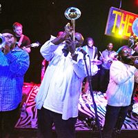 In The Den The Grammy nominated Hot 8 Brass Band