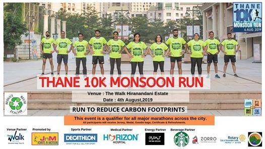 Thane 10k Monsoon Run