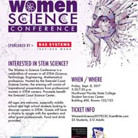 Women In Science Conference