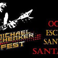 Michael Schenker Fest en Santander.